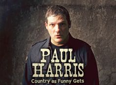 Paul Harris to perform at The Starlite Theatre in 2014