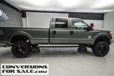 2012 Ford F250 XLT Diesel Lifted Truck