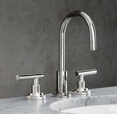 """Spritz 8"""" Widespread Faucet"""