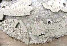 ARTISUN: Clay Angels - An Extra Credit Opportunity