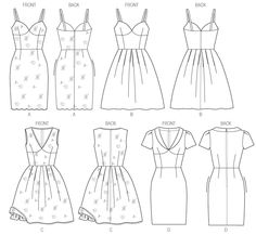 Pattern Reviews> McCall's> 6833 (Misses' Dresses)