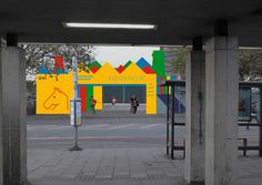 The manufacturing site of the first London bus in E17 has been converted to celebrate London's maker culture in SIDESHOW, an installation with interactive, family friendly elements opening mid-August. The project was undertaken by U+I and Blackhorse Workshop, the latter a 'pioneer in the...