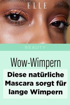 Wow-Wimpern: Diese natürliche Mascara sorgt für lange Wimpern#wimpern #makeup #schminken #augen #beautiful #trending #ellegermany #mascara #natürlich