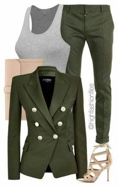 Best Outfit Styles For Women - Fashion Trends Classy Outfits, Chic Outfits, Fashion Outfits, Womens Fashion, Work Fashion, Fashion Looks, Business Attire, Business Casual, Mode Outfits