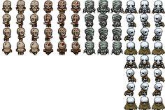 Random Character and Battler Sprites. :: rpgmaker.net