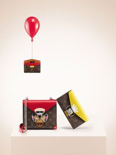 ルイ・ヴィトンが贈るホリデイギフト、アフリカ民族モチーフのバッグや新作ウォレットもの写真6