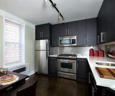 Modern Kitchen Cabinets Design Wallpaper HD With Luxury Designs On