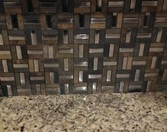 Tile Products Are Textured Alternatives~Really Loving The Rust U0026 Copper  Colour For My Breakfast Bar (kickwall) | Flooring, Tiles And Wall Panels |  Pinterest ...
