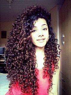 i would love hair like this! Long Curly Hair, Big Hair, Curly Hair Styles, Natural Hair Styles, Love Hair, Gorgeous Hair, Hair Looks, Pretty Hairstyles, Naturally Curly