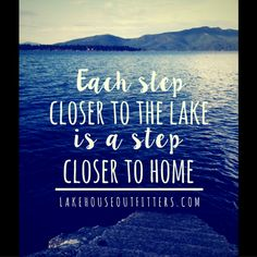 Shopping for the Lake House? Check out our selection for our fun & interesting lake décor ideas. Lake Wear, Cedar Creek Lake, Lake Quotes, Rice Lake, Lazy Summer Days, Forest Cabin, Apt Ideas, Lake Cottage, Lake George