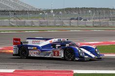 Após 6h de corrida, na estreia do Circuito das Américas, a Toyota Racing terminou com o híbrido TS030 na segunda posição. Uma corrida muito disputada e difícil devido às fortes temperaturas.