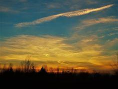 beautiful NW sunset