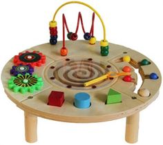 Anatex Circle Play Center Activity    http://www.sensoryedge.com/anatex-circle-play-center.html