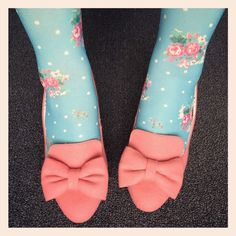 Adorable Office Chic In Printed Socks + Hippy In Dusty Pink!  Perfection & Available In Three Darling Colors! Get Yourself A Pair Quick! P.S. This Style Fits Very True To Size, But For Wider Widths, Please Size Up 1/2 For Most Comfortable Fit!