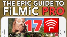 In Ep 13 of The Epic Guide to FiLMiC Pro you'll learn how to use the Hardware Settings Menu to enable support for the Moondog Labs Anamorphic Lens Adaptor, a. Anamorphic, You Sound, Aspect Ratio, Like Instagram, 4k Uhd, Video Photography, Social Platform, Videography