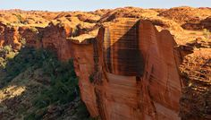 Kings Canyon - Northern Territory Red Centre #DestinationGuide www.parkmyvan.com.au #ParkMyVan #Australia #Travel #RoadTrip #Backpacking #VanHire #CaravanHire‬‬