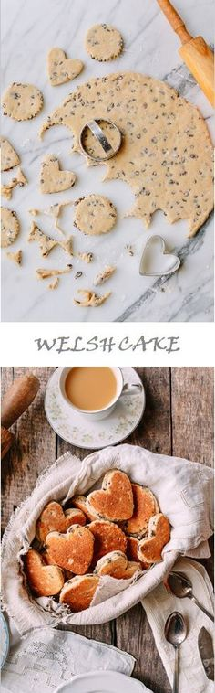 #Welsh #Cake recipe by the Woks of Life