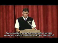 Enis Sipahi Speech 2017 - YouTube Awesome 🇹🇷👏👍🇹🇷