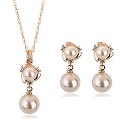 pearl jewelry set 80537+870738