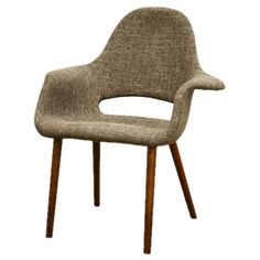 I pinned this Baxton Studio Forza Accent Chair from the Country Girl, Big City event at Joss and Main!