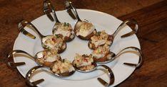 bushcooks kitchen: Waldfrieden-Sommer-Menü: Forellenfilet mit Pfirsichgelee und -Salsa