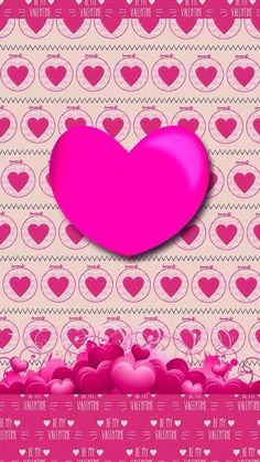 Iphone wall: valentine's day tjn iphone walls: valentine's d Valentines Wallpaper Iphone, Heart Iphone Wallpaper, Love Wallpaper, Cellphone Wallpaper, Wallpaper Backgrounds, Zebras, Happy Hearts Day, Heart Background, Pink Love