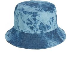8e6f4bb256f Amici Accessories Bucket Hat ( 16) ❤ liked on Polyvore featuring accessories