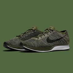 """#TRENDNEWS: @nikesportswear Nike Flyknit """"Rough Green"""" Drops This Winter./ For More Visit http://TrendsetUK.com To Read The Full Article"""