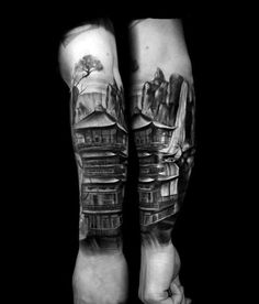 Cool Shaded Japanese Temple Outer Forearm Tattoo Ideas For Men Japanese Temple Tattoo, Japanese Tattoo Symbols, Japanese Tattoo Designs, Japanese Tattoo Art, Japanese Sleeve Tattoos, Best Sleeve Tattoos, Japanese Forearm Tattoo, Tattoo Sleeves, Outer Forearm Tattoo