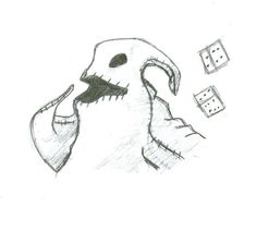 oogie boogie drawing | The Oogie boogie Man by The-Demolisher on deviantART