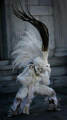 Aztec Dancer, Dance Of The Dead