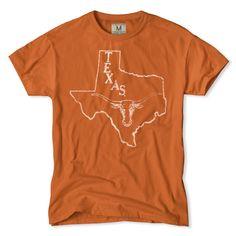 Texas 'Horns T-Shirt