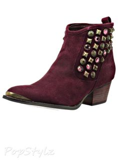 Chinese Laundry Spy Ankle Suede Boot