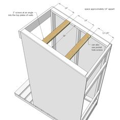 ana white How to build a simple outhouse. Plan optimized for one sheet of standard roofing and standard plywood sides. Step by step outhouse plans by Wood Screws, Building An Outhouse, Roofing Screws, Outhouse Bathroom, Galvanized Nails, Garden Shed Diy, Home Made Simple, Plywood Siding, Garden Cottage