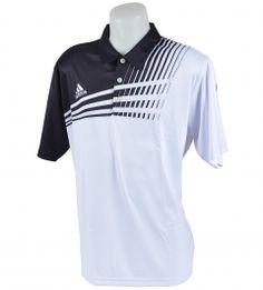 Adidas Season Opener Polo Saturday Men's Apparel Golf Shirt