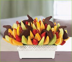 Celebrate Easter with Edible Arrangements Fresh Fruit Bouquets #food and drink