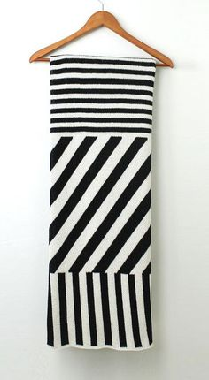 Stripe Sensation Throw #throw #blanket #stripes