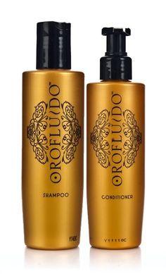 Orofluido Shampoo 200ml + Conditioner #Cocopanda #Jul #Gaver