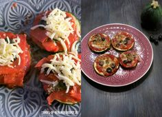 * Angel of Berlin: [cooks...] Low Carb Zucchini Pizza