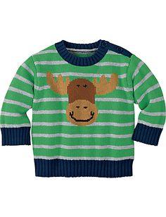 Push Play Sweater from #HannaAndersson.