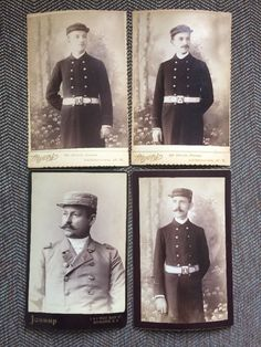 Recent estate find, these beauties were found tucked in a box under a bed. This is a beautiful set of 24 cabinet cards. These gentlemen are members of the Monhagen Fire house in Middletown NY.