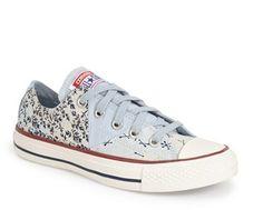 d5ef4000de9 Converse Chuck Taylor® All Star® Patchwork Bandana Canvas Sneaker (Women)