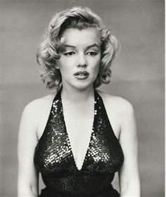 Marilyn Monroe, New York City, May 6, 1957 by Richard Avedon. Silver gelatin print. Printed 1980. 20 x 16 inches. Price on Request. Available on Artnet.