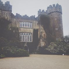 The beautiful Malahide Castle and Gardens  - free things to do in Dublin, Ireland