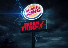Experiential advertisement created by David, Brazil for Burger King, within the category: Food.