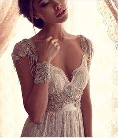 Shabby Chic Wedding Dresses | Shabby Chic Wedding Dress: You're Not Even Dressed Yet!