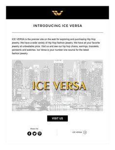 INTRODUCING ICE VERSA