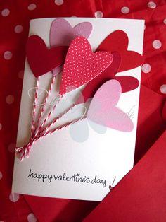 Daisy Handmade: Biglietto d'auguri per San Valentino