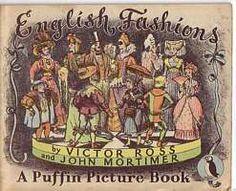 Picture Puffin Books: English Fashions (1947)