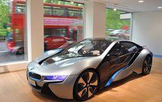 #BMW Group presenta el primer BMW i #Store en el mundo en la ciudad de #Londres